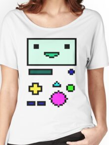 PIXEL - BMO Women's Relaxed Fit T-Shirt