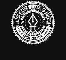 United Vector Workers of America (windows) T-Shirt