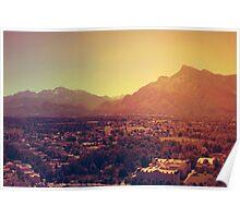 Salzburg, Austria Poster