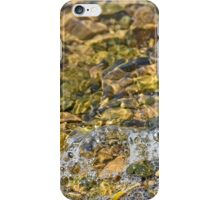 FROTH AND BUBBLES iPhone Case/Skin