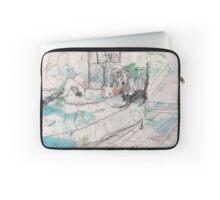 SHUU CAT 2(ORIGINAL SKETCH)(C2012) Laptop Sleeve