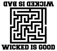 WICKED IS GOOD by geekymerch