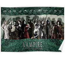 MET: Vampire The Masquerade - Green Marble #3 Poster