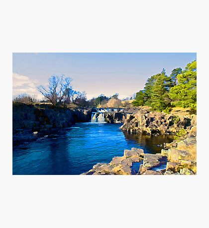 Low Force Photographic Print