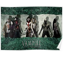 MET: Vampire The Masquerade - Green Marble #5 Poster