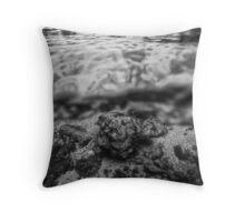 UNA river2 Throw Pillow