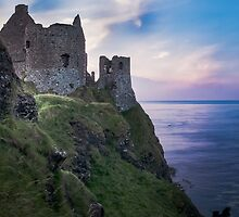 Twilight at Dunluce Castle | Irish Landscape | Pictures Of Ireland by Alan Campbell