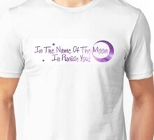 In The Name of The Moon - Sailor Moon Unisex T-Shirt