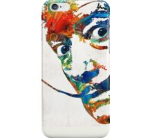 Colorful Dali Art by Sharon Cummings iPhone Case/Skin