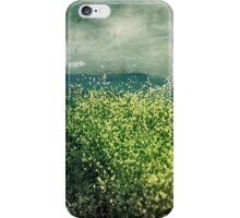 """ Porthscatho Hedgerow"" iPhone Case/Skin"