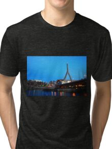 Tribute To Mr Zakim Tri-blend T-Shirt