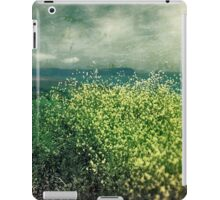 """ Porthscatho Hedgerow"" iPad Case/Skin"