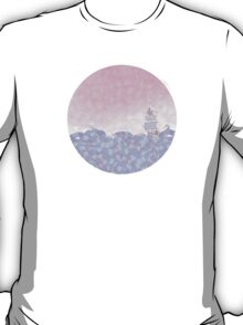 Crossing the Wiggling Sea T-Shirt