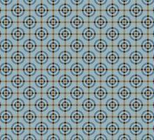 Bullseye Pattern by Lisann