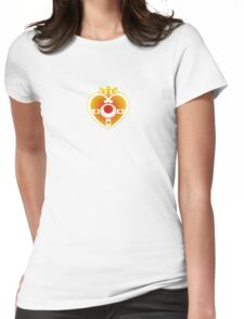Cosmic Heart Compact - Sailor Moon Womens Fitted T-Shirt