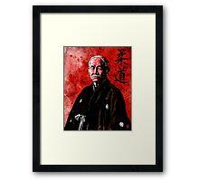 Jigoro Kano (Kanō Jigorō) Framed Print