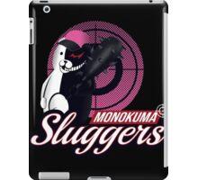 Monokuma Sluggers iPad Case/Skin