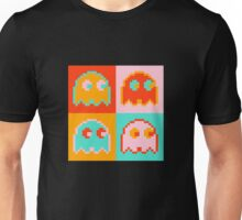 Pac-Man Ghost  Unisex T-Shirt