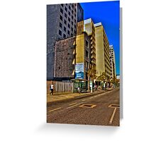 St. Georges Terrace Greeting Card