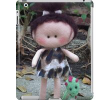 Jurassic Girl iPad Case/Skin