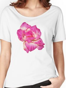 Flower - beautiful pink gift Women's Relaxed Fit T-Shirt