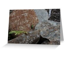 So Small inThe World Greeting Card