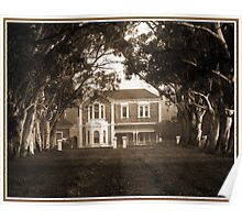 ~ Oakbank House ~  Poster