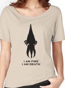I'm fire, i'm death! cit. Reapier! Women's Relaxed Fit T-Shirt