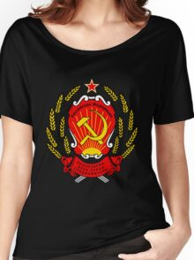 CCCP coat of arms Women's Relaxed Fit T-Shirt