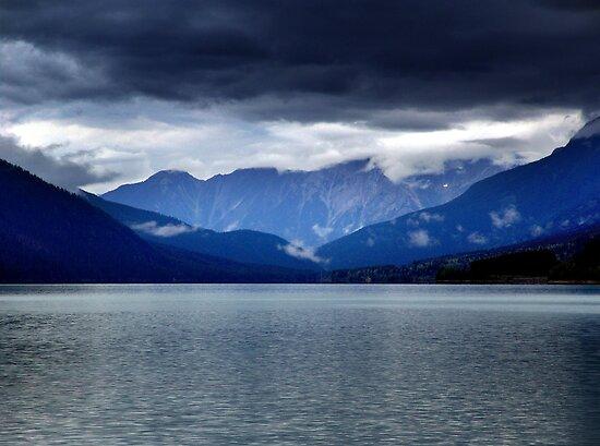 Moose Lake  by Jann Ashworth