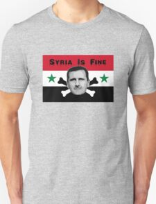Syria Is Fine .2 T-Shirt
