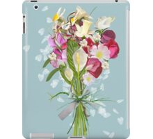 Fresh spring bouquet iPad Case/Skin