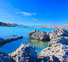 Lake Tekapo Splendor by Centralian Images
