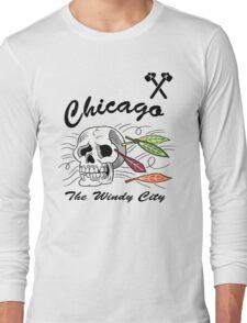 Windy City  Long Sleeve T-Shirt