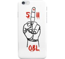 5.1.11 OBL iPhone Case/Skin