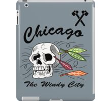 Windy City  iPad Case/Skin