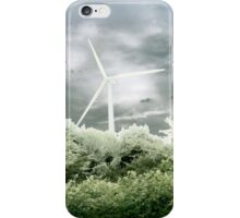Turbine Wind Chime. iPhone Case/Skin