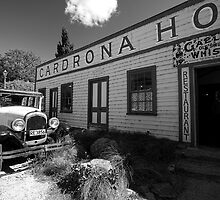 The Cardrona Hotel - New Zealand by Centralian Images
