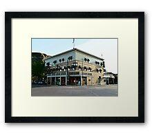 General Palmer Hotel, Durango Framed Print