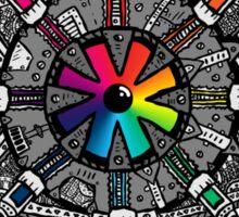 Chromatic Machine Sticker