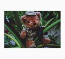 Teddy The Explorer Kids Tee