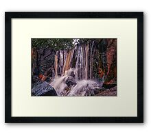 Tullydermot Falls | Irish Landscapes | Pictures Of Ireland Framed Print