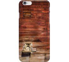 Wooden texture iPhone Case/Skin