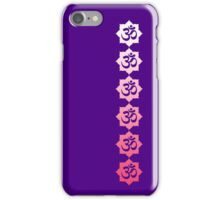 OM Namaste Yoga Lotus Flower iPhone Case/Skin