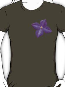 Cute purple violet T-Shirt