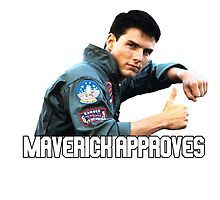 Top Gun - Maverick Approves by SpiderReviewer