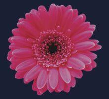 Beautiful pink flower Kids Tee