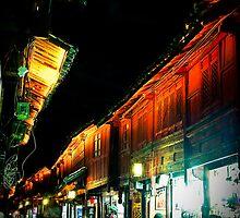 China Night Market by RayDevlin