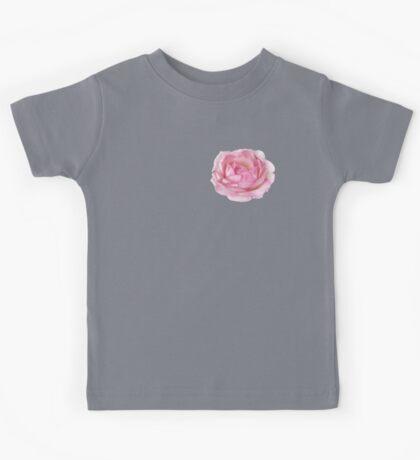 Charming pink rose Kids Tee