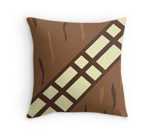 Wookie Belt Throw Pillow